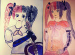 Aiko drawings (updated) by electrasnowy890