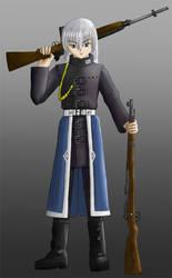 State Alchemist Thrie - 2011
