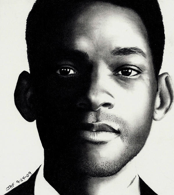 Will Smith - Pencil Drawing by Doctor-Pencil