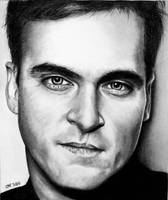 Joaquin Phoenix by Doctor-Pencil