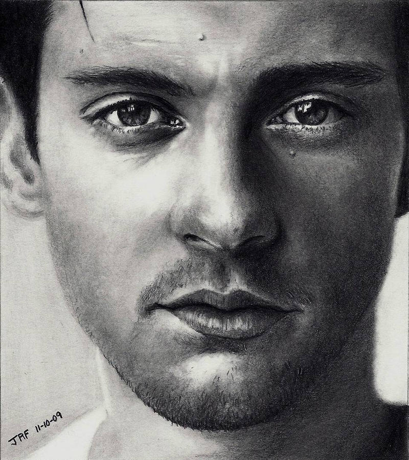 Tobey Maguire by Doctor-Pencil