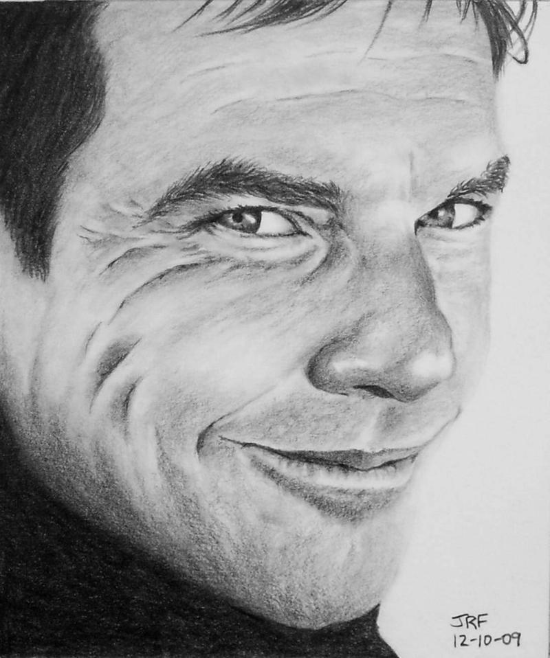 Dennis Quaid by Rick-Kills-Pencils