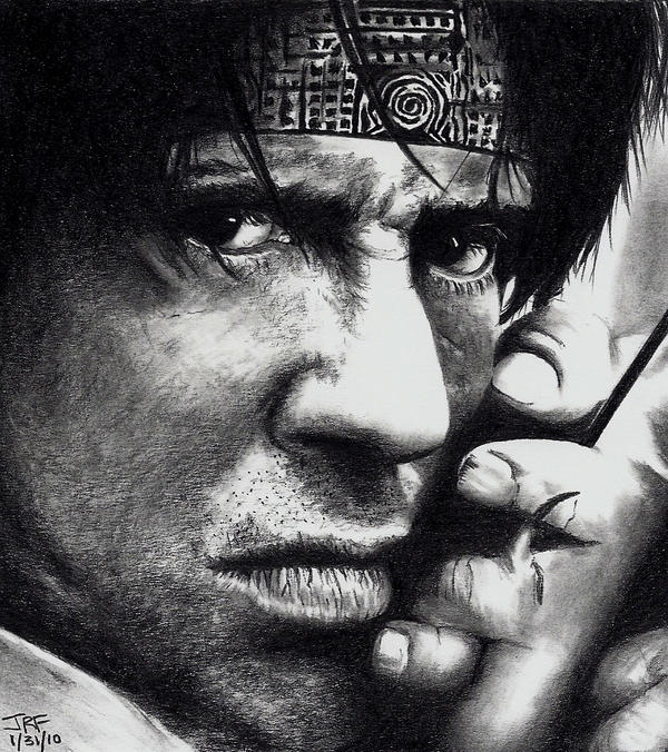 Rambo by Doctor-Pencil