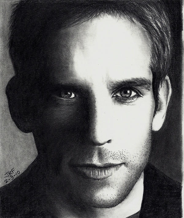 Ben Stiller - Final Scan by Doctor-Pencil