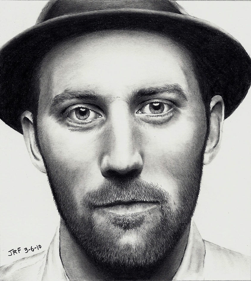 Mat Kearney -Singer Songwriter by Rick-Kills-Pencils