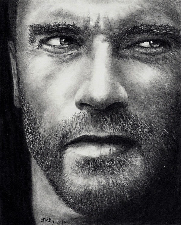 Arnold Schwarzenegger by Rick-Kills-Pencils