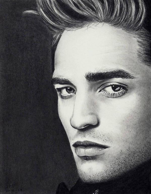 Robert Pattinson - Twilight by Doctor-Pencil