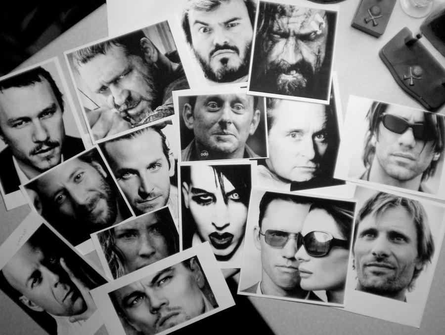 my NEXT 15 drawings - Ref Pics by Rick-Kills-Pencils