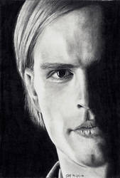 Matthew Gray Gubler - Dr Reid by Doctor-Pencil