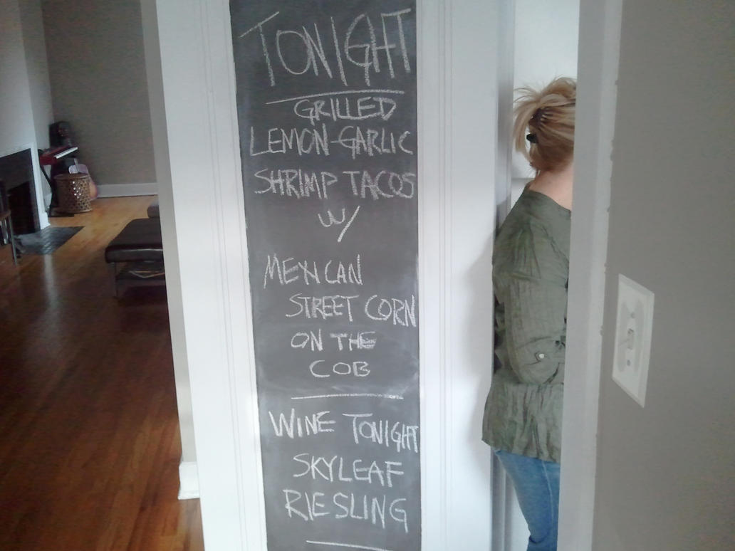 Door Menu by Doctor-Pencil
