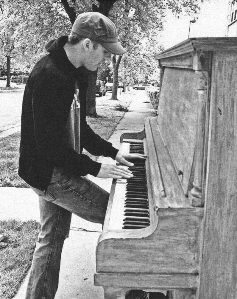 Andrew Belle - Street Piano by Rick-Kills-Pencils
