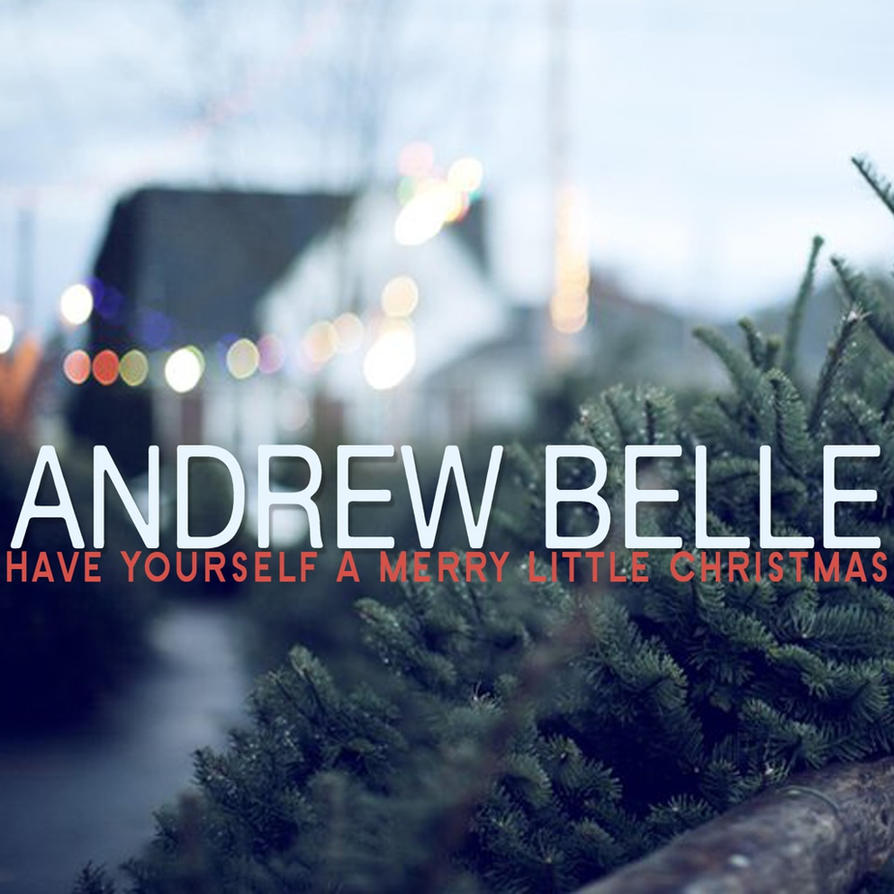 Andrew Belle - NEW CHRISTMAS SONG by Doctor-Pencil