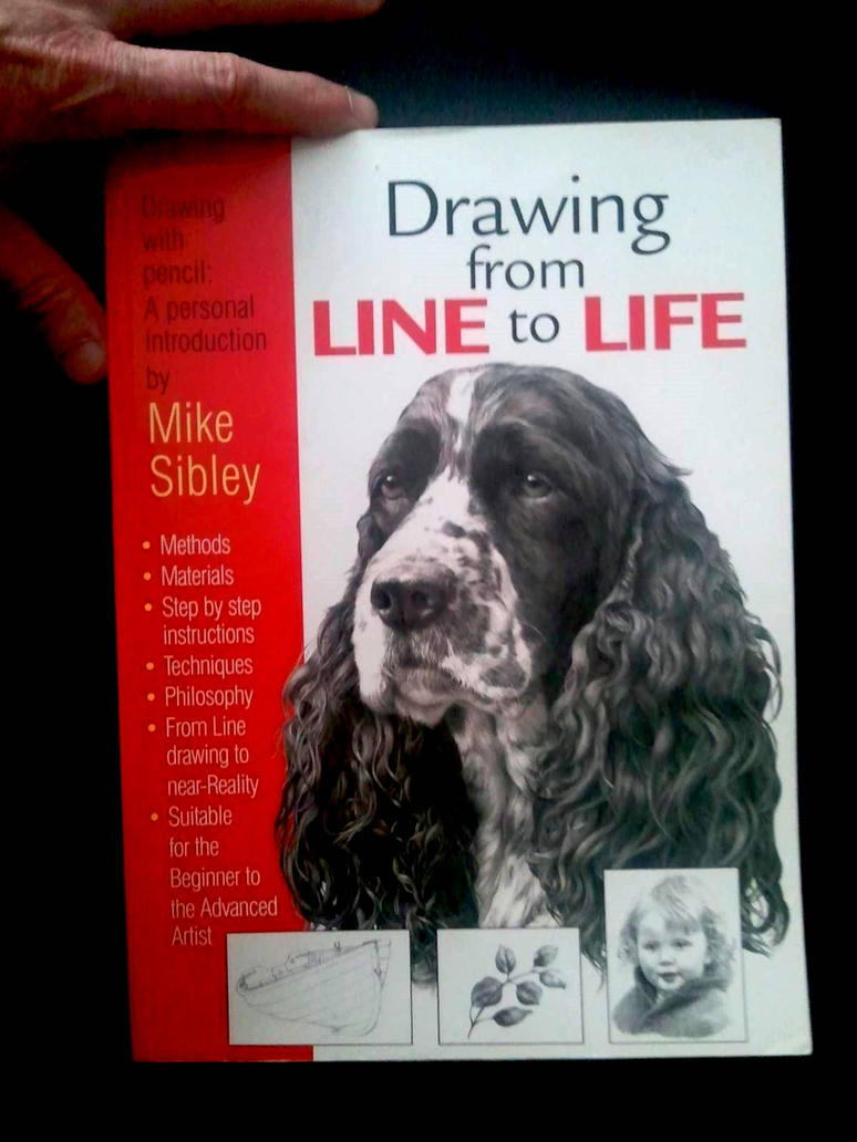 DRAWING FROM LINE TO LIFE - the ONLY book I own by Doctor-Pencil