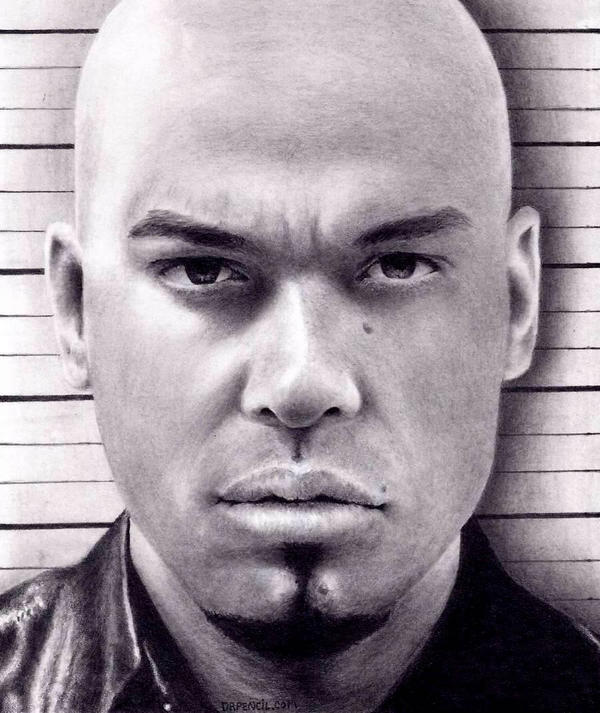 Luis Moncada as Marco Salamanca - BREAKING BAD by Rick-Kills-Pencils