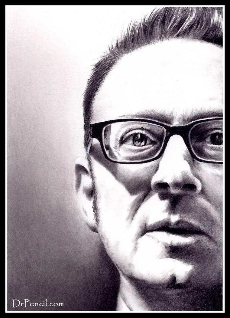 Michael Emerson - Person Of Interest by Doctor-Pencil