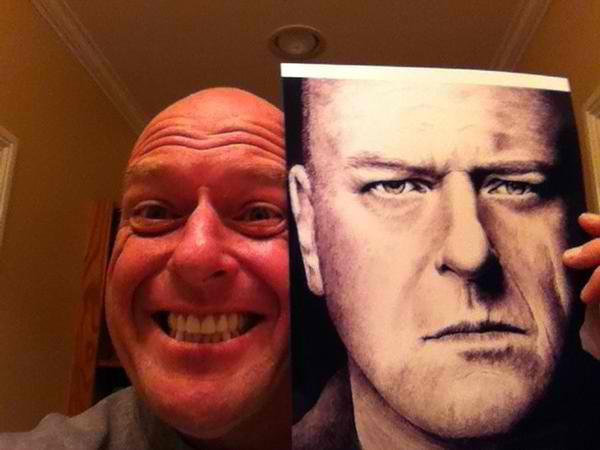 Dean Norris - BREAKING BAD by Doctor-Pencil