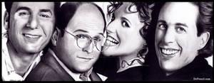 Seinfeld - The Fab Four