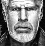 Ron Perlman as Clay Morrow - SONS OF ANARCHY