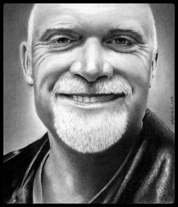 my friend Brad Weaver - A Christmas gift by Doctor-Pencil