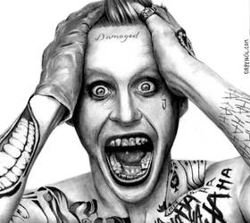 Jared Letto - THE JOKER