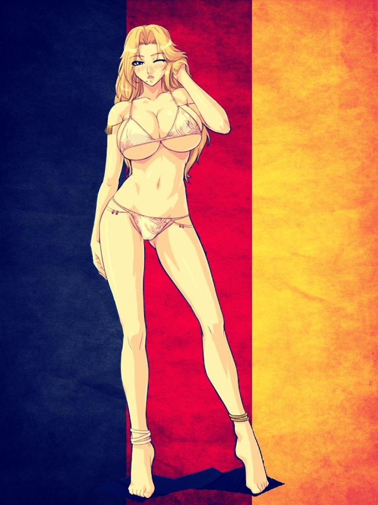 German Valkyrie by cekario on DeviantArt