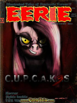 Cupcakes on errie