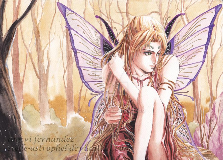 winged despair by stelle-astrophel
