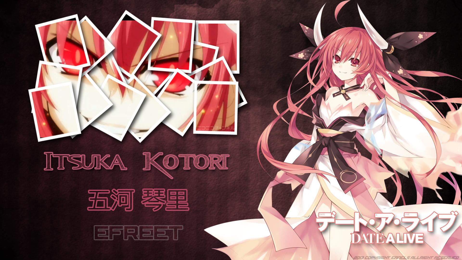 Itsuka Kotori By Ernels06