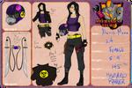 DSR: Hazard Ranger Alexis Moon