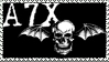 A7X Stamp by jimmah93