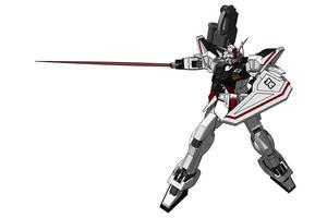 Narsil Gundam by Illsteir