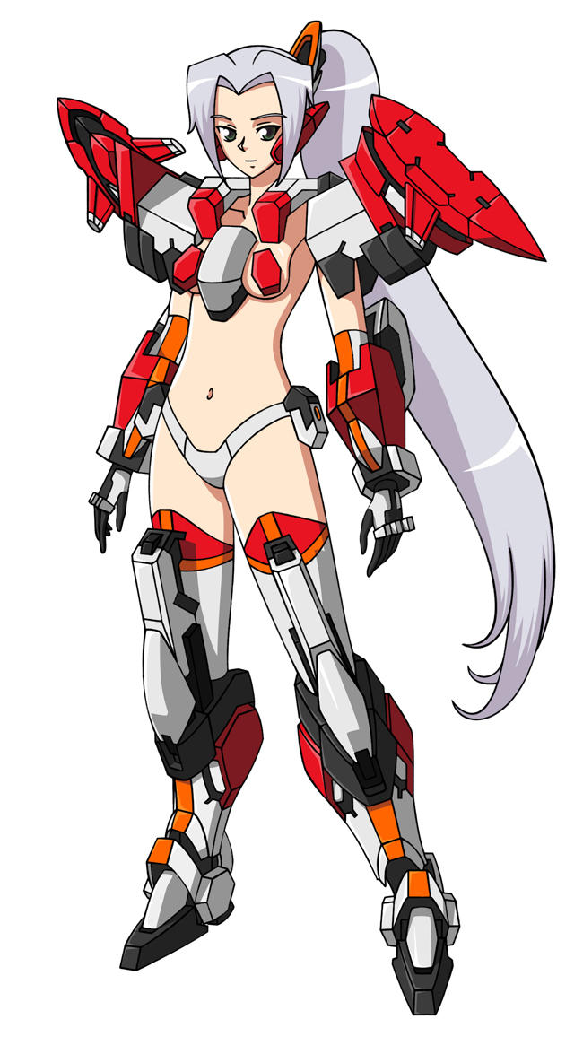 AS Musume: ARX-8 Laevatein V.2