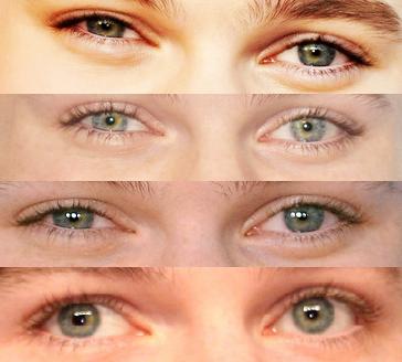 Chris Colfer's Eyes 3 by ILuvChrisColfer12 on DeviantArt