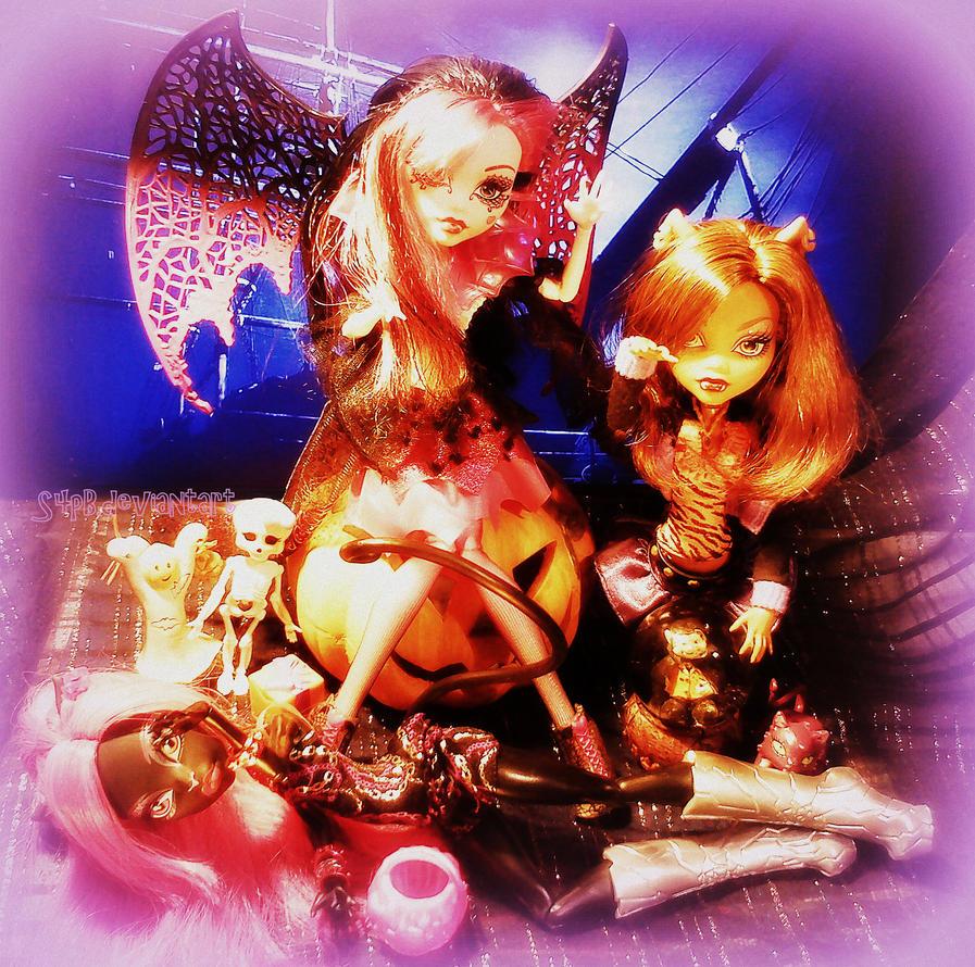 ~ Happy Halloween 2014.2 ~ by S4pB