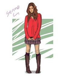 Serene by Jeremy-Burner