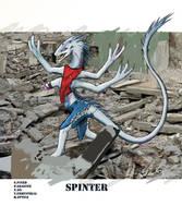Spinter by Jeremy-Burner