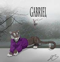 Gabriel Saint by Jeremy-Burner