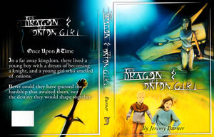 The Dragon and the Onion Girl full cover with text by Jeremy-Burner