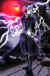 Captain Euron Morgan by Jeremy-Burner