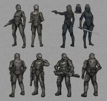 Star Wars Armored Concepts Line-up Updated by abellius