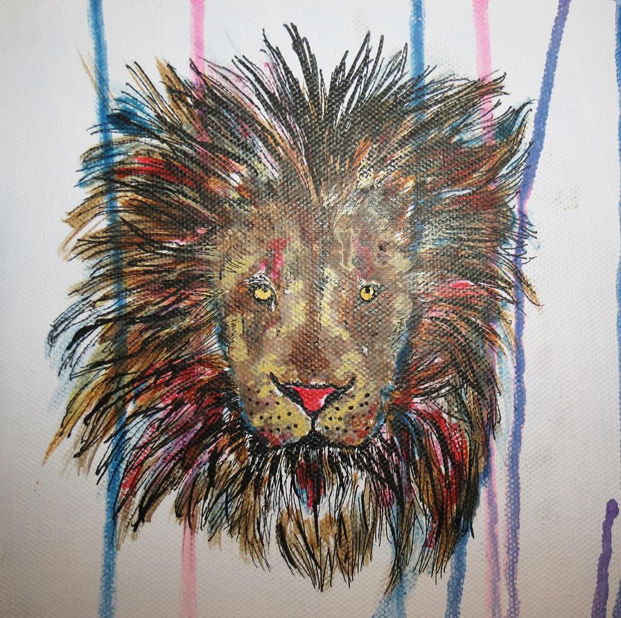 Lion by OSTB