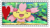 (Request) Cherrim fan stamp