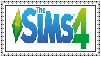 (Request) The Sims 4 fan stamp by MarioSonicPeace