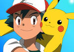 Ash and Pikachu: 20th Anniversary