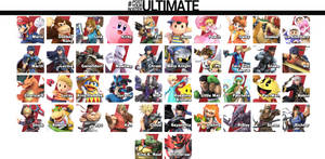 Who will I be playin as when I get SSBU next month by Buizermaniac1998