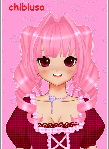 Chibiusa Dolldivine Anime Birthday card maker by JaNiSka88 on – Happy Birthday Card Generator