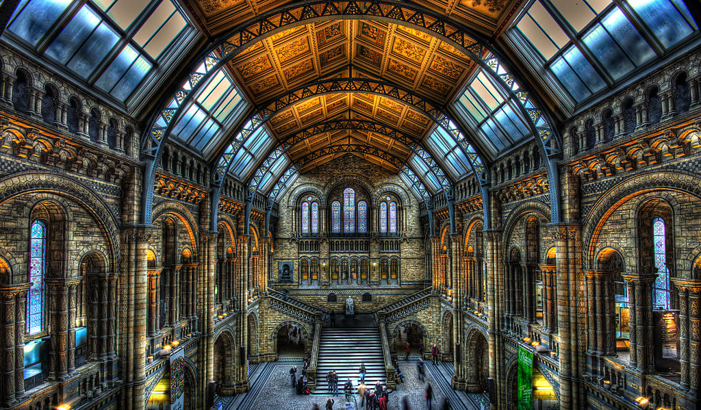 Morbid British Natural Museum by ciyzis-kirayzs