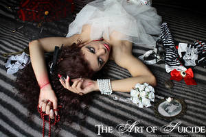 The Art Of Suicide by GothicNarcissus