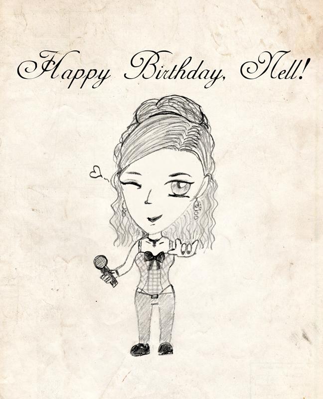 Happy Birthday, Nell By GothicNarcissus On DeviantArt