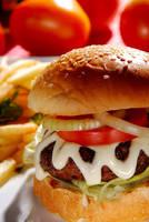 Hartono's Burger by Bigpanther